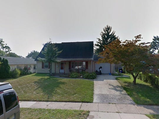 This Google Street View image shows the approximate location of 24 Hollis Lane in Willingboro. The property at this address changed hands in November 2019, when new owner bought the property for $185,000.