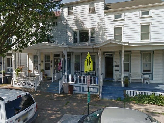 This Google Street View image shows the approximate location of 342 Prince St. in Bordentown City. The property at this address changed hands in November 2019, when new owner bought the property for $183,675.
