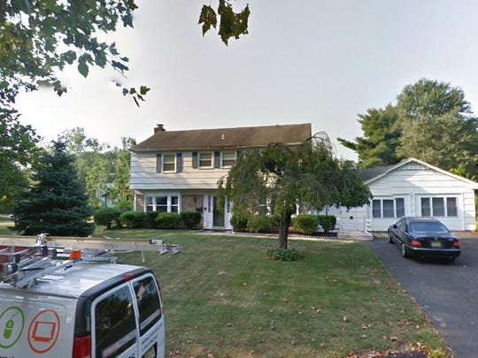 This Google Street View image shows the approximate location of 45 Tennyson Lane in Willingboro. The property at this address changed hands in November 2019, when new owners bought the property for $245,000.