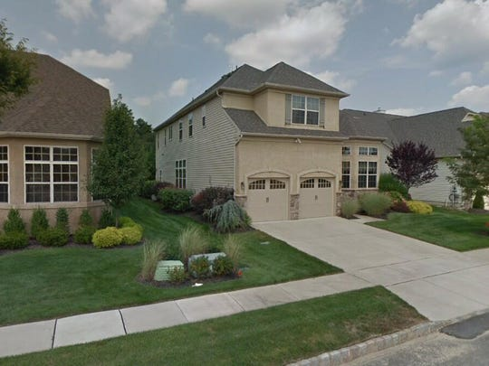 This Google Street View image shows the approximate location of 19 Genova Drive in Berlin Township. The property at this address changed hands in October 2019, when the new owners bought the property for $430,000.