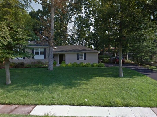This Google Street View image shows the approximate location of 517 Garwood Drive in Cherry Hill. The property at this address changed hands in October 2019, when new owner bought the property for $350,000.