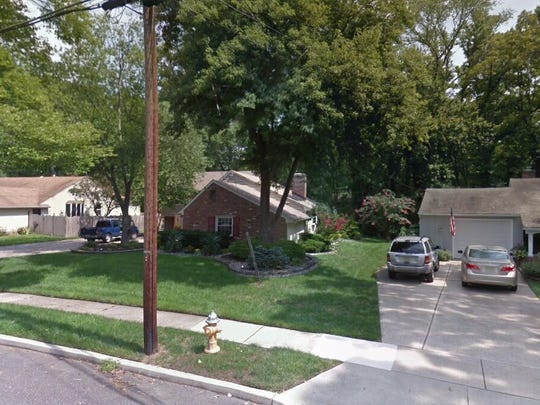 This Google Street View image shows the approximate location of 217 Redstone Ridge in Cherry Hill. The property at this address changed hands in August 2019, when new owner bought the property for $400,000.