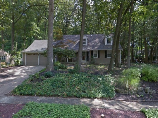 This Google Street View image shows the approximate location of 101 Bentwood Drive in Cherry Hill. The property at this address changed hands in October 2019, when new owner bought the property for $375,000.