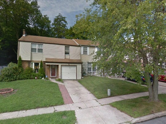 This Google Street View image shows the approximate location of 307 Cherrywood Drive in Gloucester Township. The property at this address changed hands in October 2019, when new owner bought the property for $149,000.