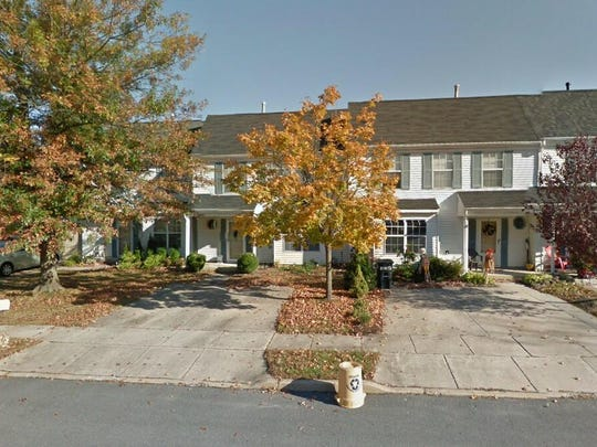 This Google Street View image shows the approximate location of 4 Jamie Court in Gloucester Township. The property at this address changed hands in October 2019, when new owners bought the property for $155,175.