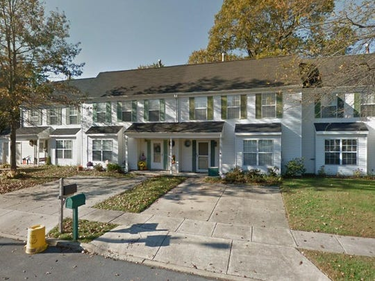 This Google Street View image shows the approximate location of 25 Jamie Court in Gloucester Township. The property at this address changed hands in August 2019, when new owner bought the property for $155,000.