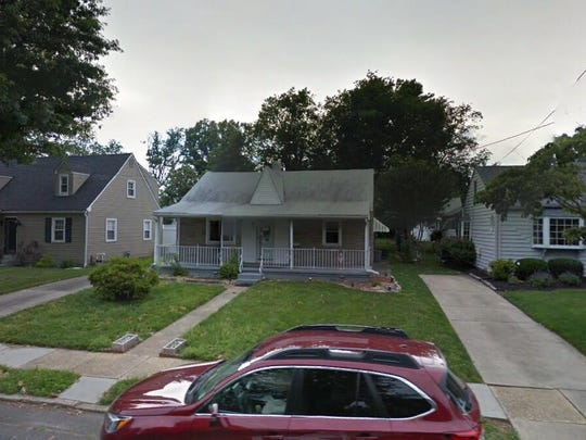 This Google Street View image shows the approximate location of 1537 Maple Ave. in Haddon Heights. The property at this address changed hands in November 2019, when new owner bought the property for $204,500.