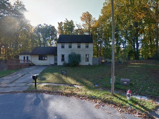 This Google Street View image shows the approximate location of 6 Mason Court in Pine Hill. The property at this address changed hands in August 2019, when new owner bought the property for $182,000.