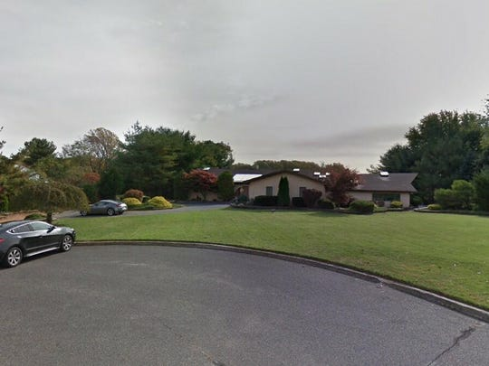 This Google Street View image shows the approximate location of 32 Creek Lane in Mantua. The property at this address changed hands in November 2019, when the new owners bought the property for $419,000.