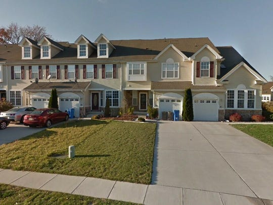 This Google Street View image shows the approximate location of 241 Westbrook Drive in Woolwich. The property at this address changed hands in October 2019, when new owners bought the property for $239,500.