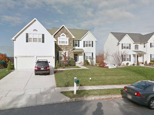 This Google Street View image shows the approximate location of 122 Delaware Crossing in Woolwich. The property at this address changed hands in December 2019, when new owners bought the property for $399,000.