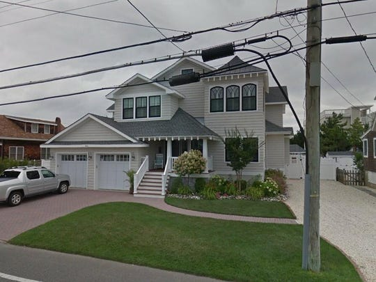 This Google Street View image shows the approximate location of 2011 Beach Ave. in Long Beach Township. The property at this address changed hands in December 2019, when the new owner bought the property for $1,900,000.