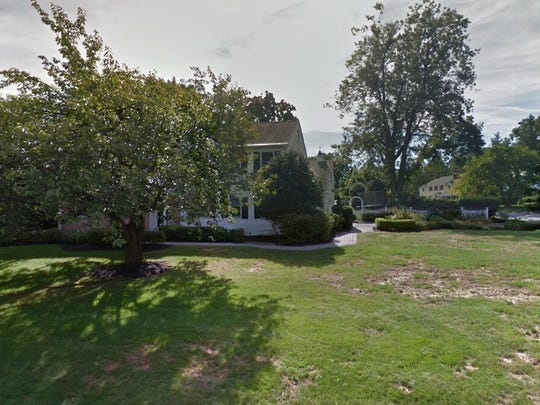 This Google Street View image shows the approximate location of 7 Cross Gates in Madison. The property at this address changed hands in October 2019, when the new owners bought the property for $1,375,000.