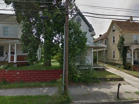 This Google Street View image shows the approximate location of 313 Oak St. E. in Millville. The property at this address changed hands in December 2019, when new owner bought the property for $17,000.