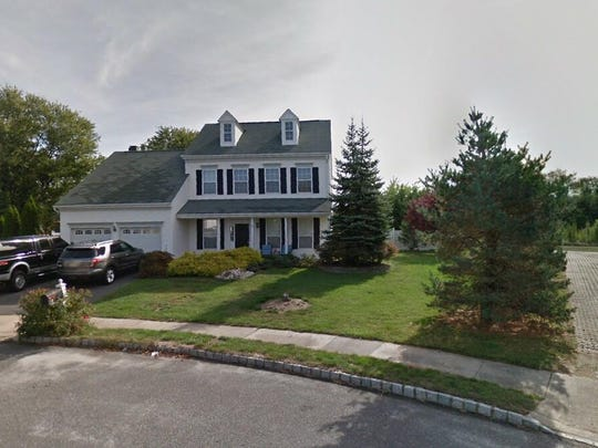This Google Street View image shows the approximate location of 41 Woodstown Drive in Howell. The property at this address changed hands in December 2019, when the new owners bought the property for $525,000.