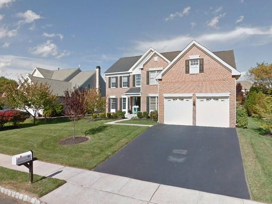 This Google Street View image shows the approximate location of 9 Gladwynne Terrace in Moorestown. The property at this address changed hands in November 2019, when the new owners bought the property for $725,000.