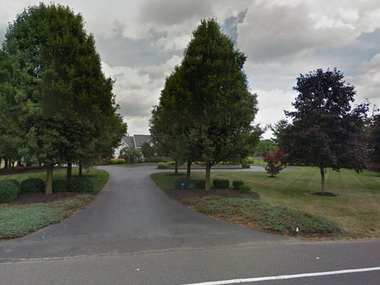 This Google Street View image shows the approximate location of 739 Hartford Road in Moorestown. The property at this address changed hands in November 2019, when the new owners bought the property for $592,000.