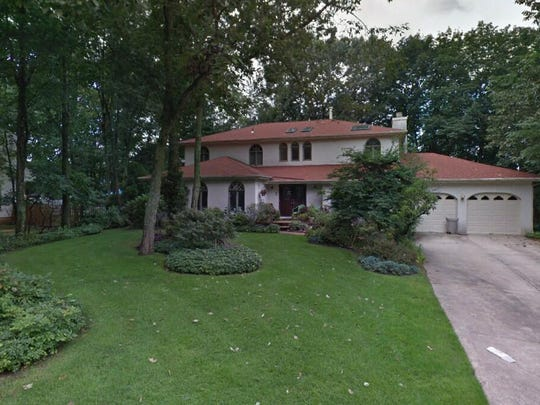 This Google Street View image shows the approximate location of 1 Downing Lane in Voorhees. The property at this address changed hands in October 2019, when new owners bought the property for $385,000.