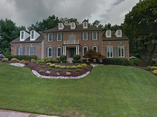 This Google Street View image shows the approximate location of 109 Bunning Drive in Voorhees. The property at this address changed hands in October 2019, when the new owners bought the property for $570,000.
