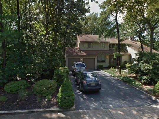 This Google Street View image shows the approximate location of 21 Bradford Way in Voorhees. The property at this address changed hands in October 2019, when the new owners bought the property for $381,000.