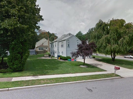 This Google Street View image shows the approximate location of 71 Regan Lane in Voorhees. The property at this address changed hands in October 2019, when the new owner bought the property for $415,000.