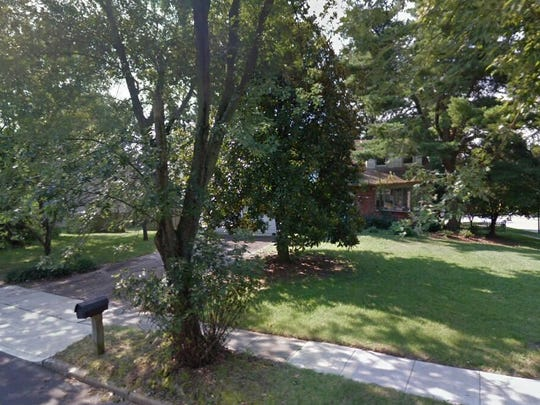This Google Street View image shows the approximate location of 1604 Mayflower Lane in Cherry Hill. The property at this address changed hands in August 2019, when the new owner bought the property for $460,000.