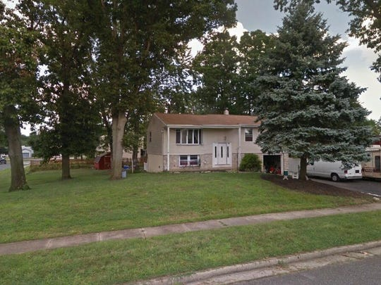 This Google Street View image shows the approximate location of 886 Tanglewood Lane in Vineland. The property at this address changed hands in November 2019, when the new owners bought the property for $220,000.