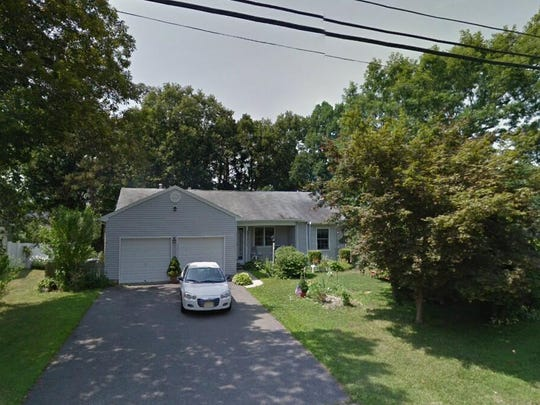 This Google Street View image shows the approximate location of 1113 Windlass Drive in Stafford. The property at this address changed hands in December 2019, when new owners bought the property for $225,000.