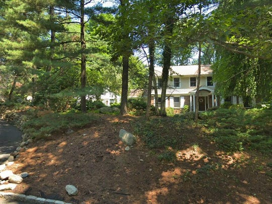 This Google Street View image shows the approximate location of 7 Stonegate in Upper Saddle River. The property at this address changed hands in July 2019, when new owners bought the property for $770,000.