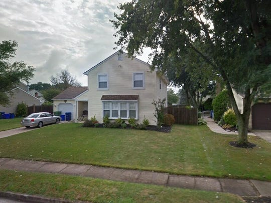 This Google Street View image shows the approximate location of 160 Thornwood Drive in Evesham. The property at this address changed hands in December 2019, when new owners bought the property for $295,000.