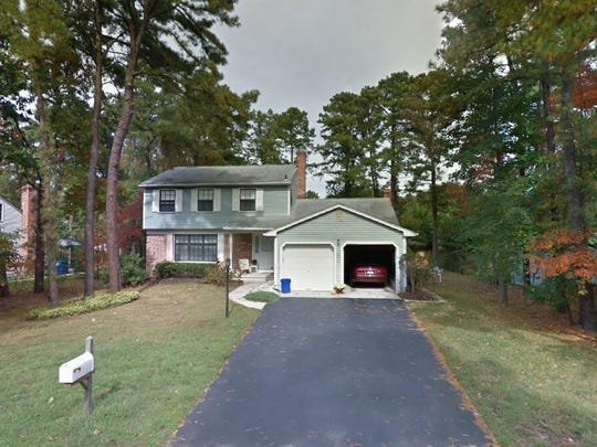 This Google Street View image shows the approximate location of 17 Carol Joy Road in Medford. The property at this address changed hands in October 2019, when new owner bought the property for $282,000.