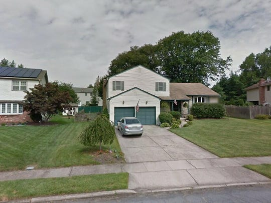 This Google Street View image shows the approximate location of 115 Gainsboro Road in Cherry Hill. The property at this address changed hands in October 2019, when new owners bought the property for $274,900.