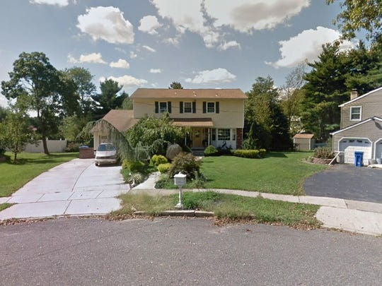 This Google Street View image shows the approximate location of 3 Plumm Court in Cherry Hill. The property at this address changed hands in November 2019, when new owners bought the property for $340,000.