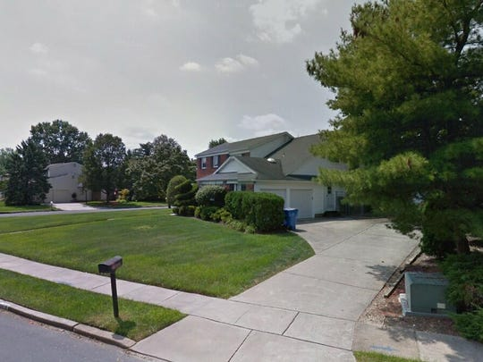 This Google Street View image shows the approximate location of 1418 Autumn Lane in Cherry Hill. The property at this address changed hands in October 2019, when new owners bought the property for $319,900.