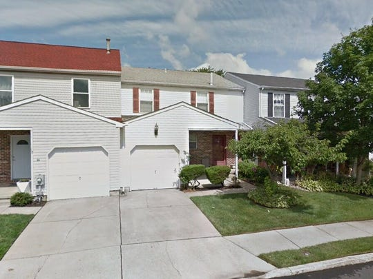 This Google Street View image shows the approximate location of 67 Windsor Mews in Cherry Hill. The property at this address changed hands in November 2019, when new owners bought the property for $187,000.