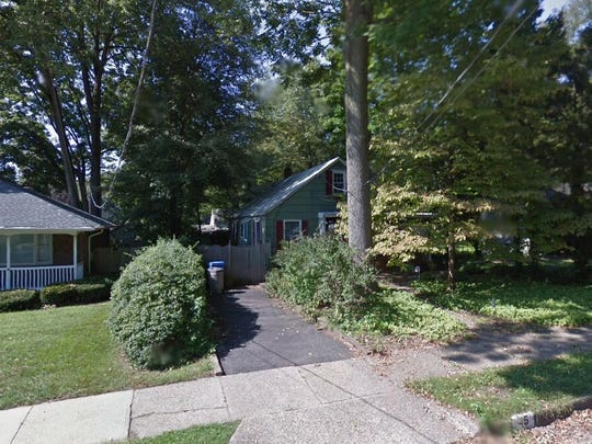 This Google Street View image shows the approximate location of 45 Nevada Ave. in Cherry Hill. The property at this address changed hands in November 2019, when new owner bought the property for $220,000.