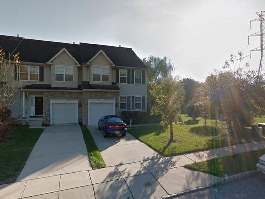 This Google Street View image shows the approximate location of 100 Hidden Drive in Gloucester Township. The property at this address changed hands in November 2019, when new owner bought the property for $195,000.
