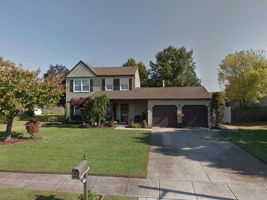 This Google Street View image shows the approximate location of 16 Hampton Court in Gloucester Township. The property at this address changed hands in November 2019, when new owners bought the property for $236,000.