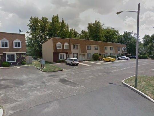 This Google Street View image shows the approximate location of 4252 Johnson Court in Pennsauken. The property at this address changed hands in October 2019, when new owner bought the property for $72,100.