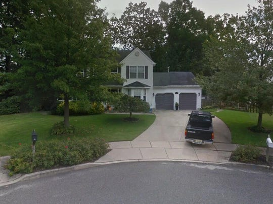 This Google Street View image shows the approximate location of 614 Willow Court in Glassboro. The property at this address changed hands in November 2019, when new owner bought the property for $280,000.