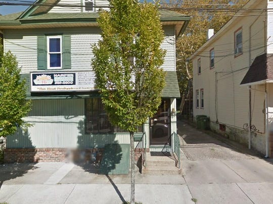 This Google Street View image shows the approximate location of 115-117 W. Jersey Ave. in Pitman. The property at this address changed hands in November 2019, when new owner bought the property for $155,000.