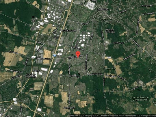 This aerial photo shows the approximate location of 173D Warren Road in Monroe. The property at this address changed hands in January 2020, when new owner bought the property for $129,000.