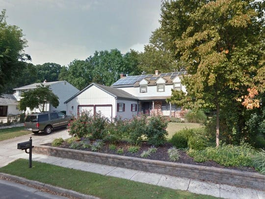 This Google Street View image shows the approximate location of 306 Custer Court in Mount Laurel. The property at this address changed hands in December 2019, when new owner bought the property for $267,500.
