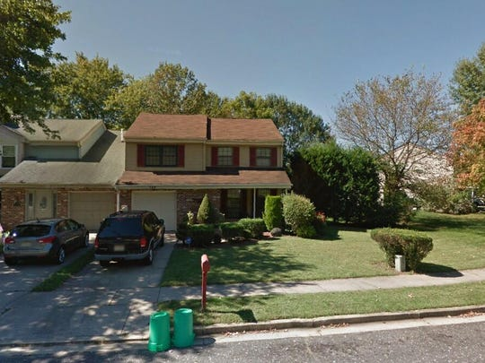 This Google Street View image shows the approximate location of 138 Calderwood Lane in Mount Laurel. The property at this address changed hands in December 2019, when new owners bought the property for $255,000.