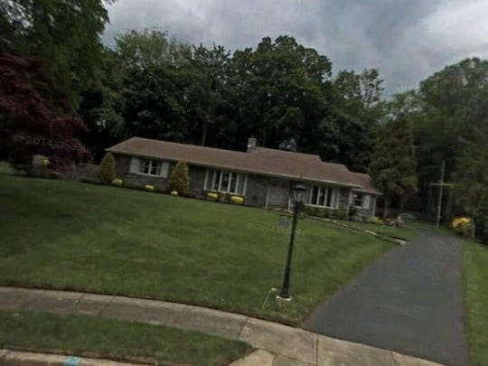 This Google Street View image shows the approximate location of 245 Springhouse in Moorestown. The property at this address changed hands in December 2019, when the new owner bought the property for $440,000.