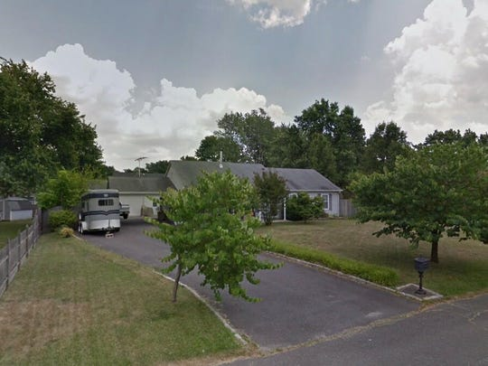 This Google Street View image shows the approximate location of 8 Donal Lane in New Hanover. The property at this address changed hands in November 2019, when new owners bought the property for $271,000.