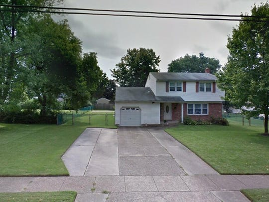 This Google Street View image shows the approximate location of 15 Oakwood Drive in Cinnaminson. The property at this address changed hands in November 2019, when new owners bought the property for $240,000.