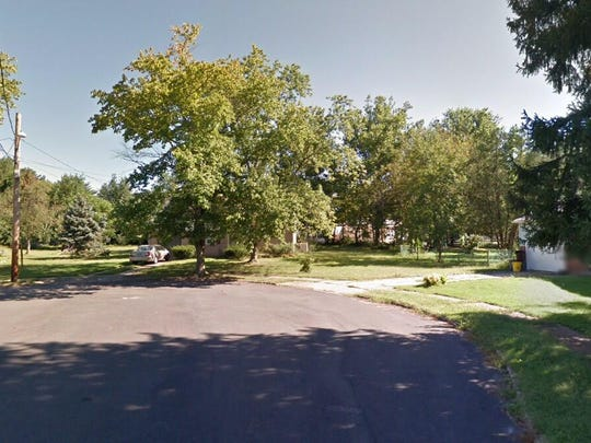 This Google Street View image shows the approximate location of 2120 Brandeis Crt in Cinnaminson. The property at this address changed hands in December 2019, when new owner bought the property for $284,000.