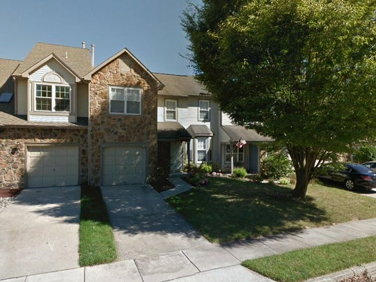 This Google Street View image shows the approximate location of 115 Sandhurst Drive in Mount Laurel. The property at this address changed hands in December 2019, when new owner bought the property for $218,000.