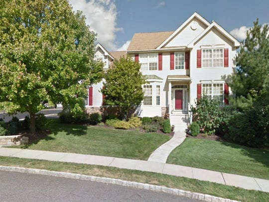 This Google Street View image shows the approximate location of 103 Winding Hill Drive in Mount Olive. The property at this address changed hands in November 2019, when new owners bought the property for $340,000.